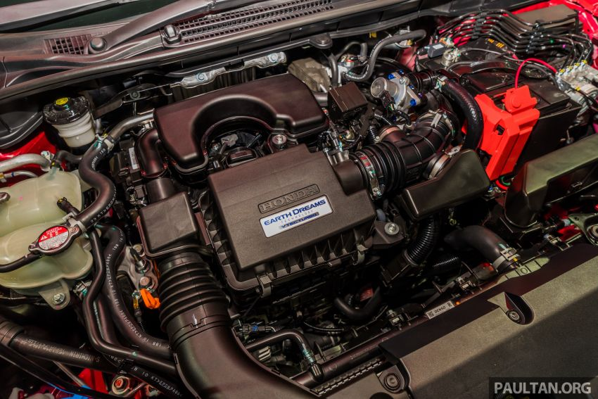 GALLERY: 2020 Honda City on display at Thailand Motor Expo – 1.0L turbo engine with 122 PS, 173 Nm Image #1052958