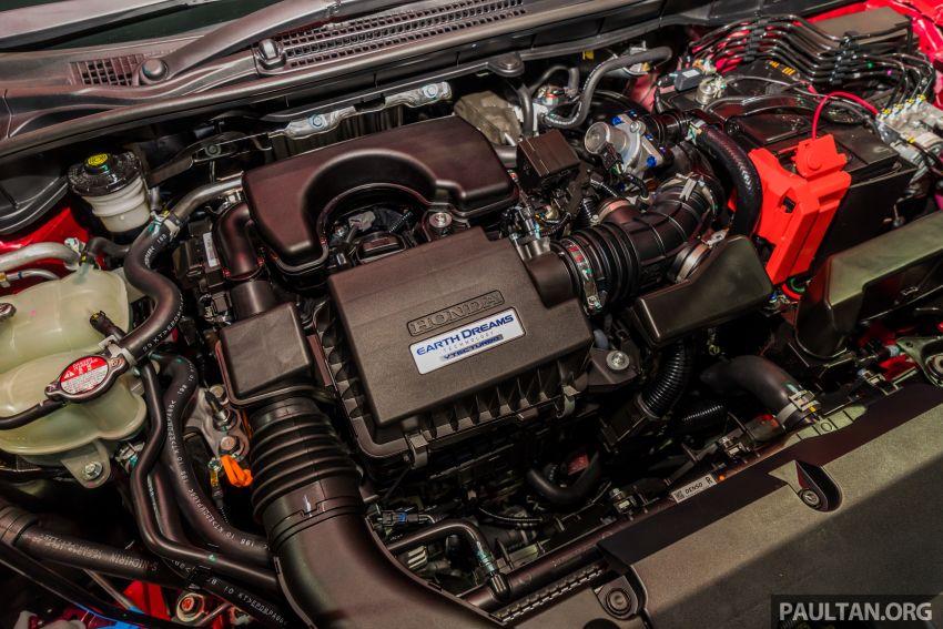 GALERI: Honda City 2020 di Thailand – tiga tingkat kemasan, enjin 1.0 liter turbo, 122 PS dan 173 Nm Image #1053132