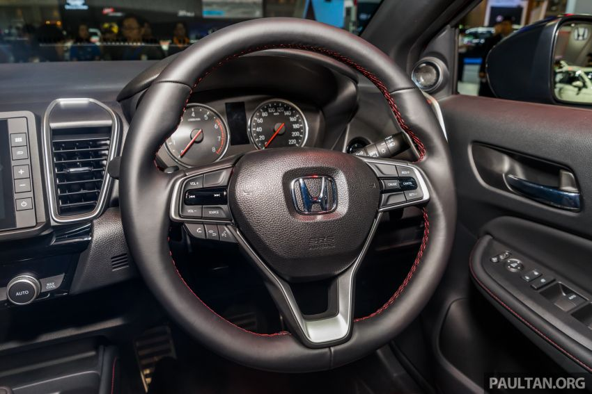 GALLERY: 2020 Honda City on display at Thailand Motor Expo – 1.0L turbo engine with 122 PS, 173 Nm Image #1052962
