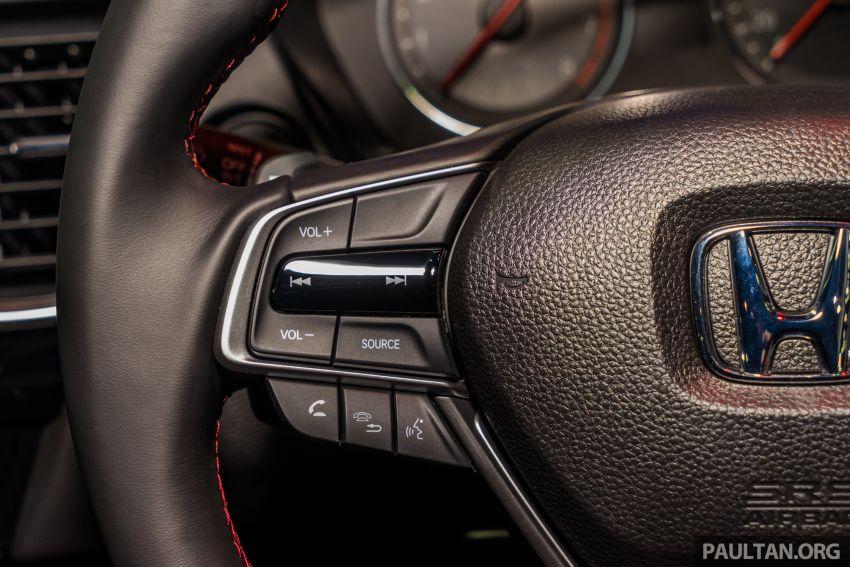 GALERI: Honda City 2020 di Thailand – tiga tingkat kemasan, enjin 1.0 liter turbo, 122 PS dan 173 Nm Image #1053137