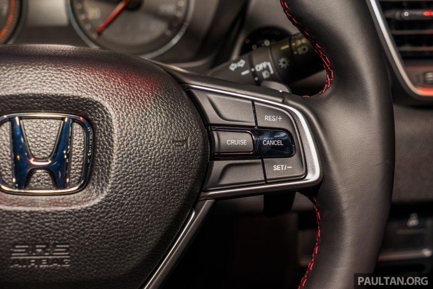 GALERI: Honda City 2020 di Thailand – tiga tingkat kemasan, enjin 1.0 liter turbo, 122 PS dan 173 Nm Image #1053138