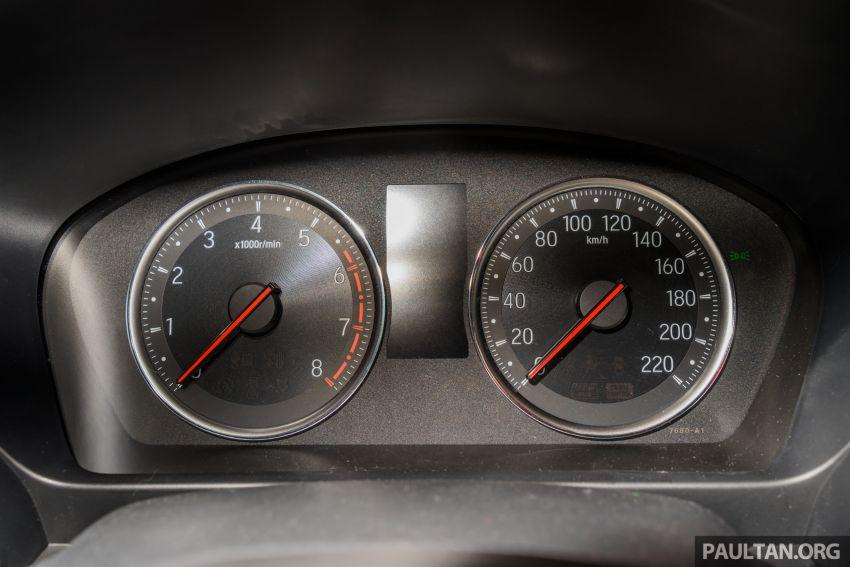 GALERI: Honda City 2020 di Thailand – tiga tingkat kemasan, enjin 1.0 liter turbo, 122 PS dan 173 Nm Image #1053139