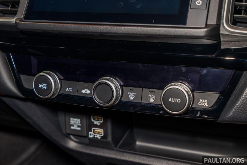 GALERI: Honda City 2020 di Thailand – tiga tingkat kemasan, enjin 1.0 liter turbo, 122 PS dan 173 Nm Image #1053141