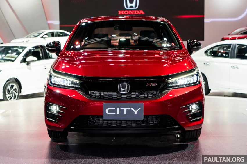 GALLERY: 2020 Honda City on display at Thailand Motor Expo – 1.0L turbo engine with 122 PS, 173 Nm Image #1052941