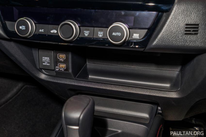 GALERI: Honda City 2020 di Thailand – tiga tingkat kemasan, enjin 1.0 liter turbo, 122 PS dan 173 Nm Image #1053142