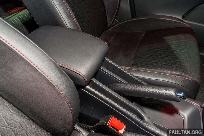GALERI: Honda City 2020 di Thailand – tiga tingkat kemasan, enjin 1.0 liter turbo, 122 PS dan 173 Nm Image #1053144