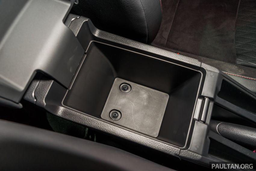 GALERI: Honda City 2020 di Thailand – tiga tingkat kemasan, enjin 1.0 liter turbo, 122 PS dan 173 Nm Image #1053145