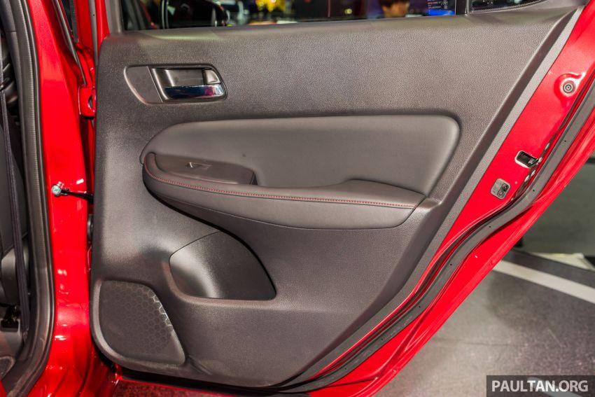 GALERI: Honda City 2020 di Thailand – tiga tingkat kemasan, enjin 1.0 liter turbo, 122 PS dan 173 Nm Image #1053150