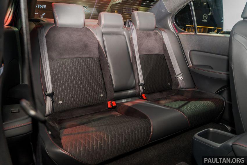 GALERI: Honda City 2020 di Thailand – tiga tingkat kemasan, enjin 1.0 liter turbo, 122 PS dan 173 Nm Image #1053158