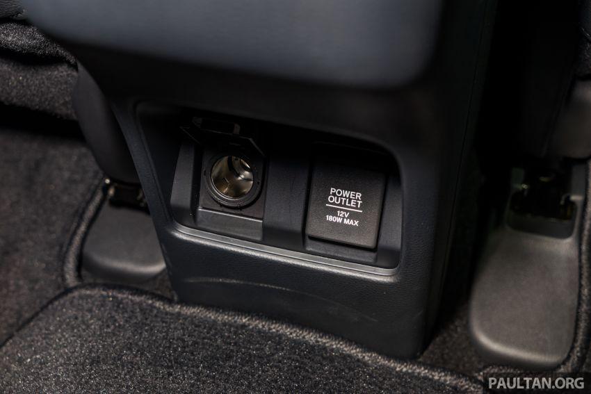 GALERI: Honda City 2020 di Thailand – tiga tingkat kemasan, enjin 1.0 liter turbo, 122 PS dan 173 Nm Image #1053159