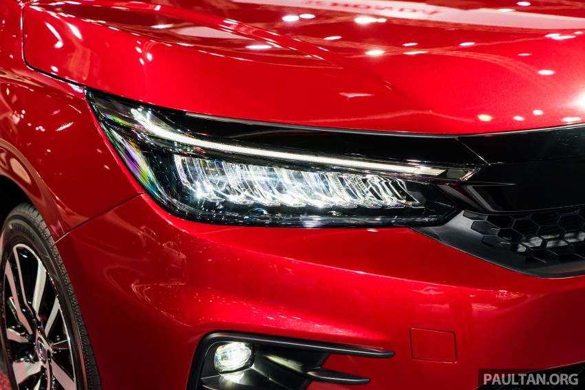 GALLERY: 2020 Honda City on display at Thailand Motor Expo – 1.0L turbo engine with 122 PS, 173 Nm Image #1052945