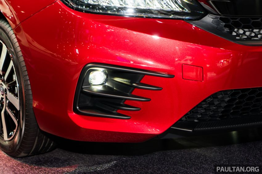 GALLERY: 2020 Honda City on display at Thailand Motor Expo – 1.0L turbo engine with 122 PS, 173 Nm Image #1052947