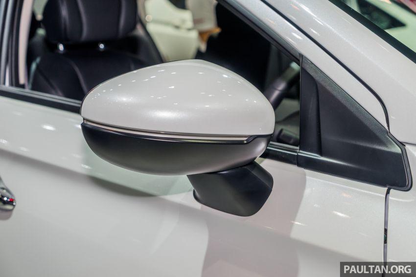 GALERI: Honda City 2020 di Thailand – tiga tingkat kemasan, enjin 1.0 liter turbo, 122 PS dan 173 Nm Image #1053172