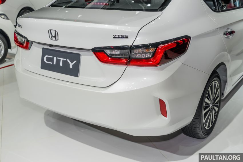 GALLERY: 2020 Honda City on display at Thailand Motor Expo – 1.0L turbo engine with 122 PS, 173 Nm Image #1053013