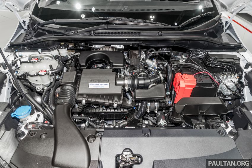 GALLERY: 2020 Honda City on display at Thailand Motor Expo – 1.0L turbo engine with 122 PS, 173 Nm Image #1053015