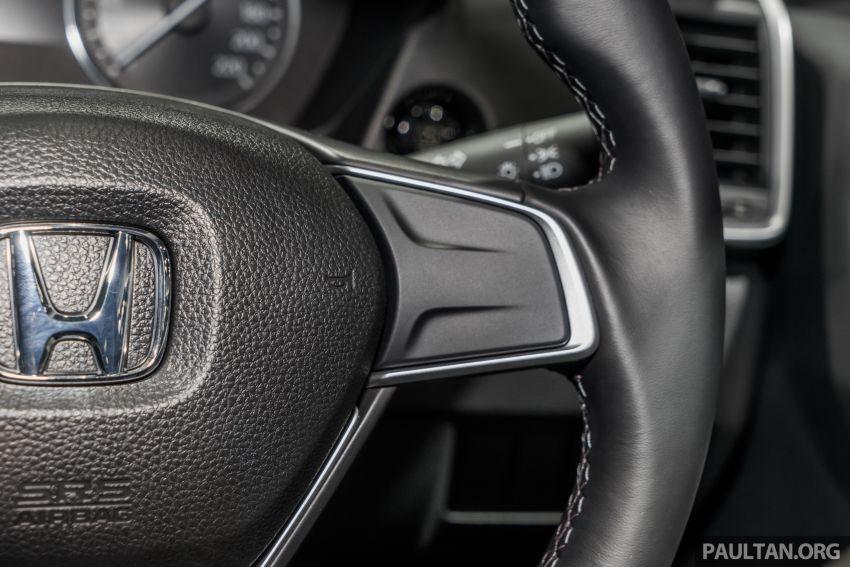 GALERI: Honda City 2020 di Thailand – tiga tingkat kemasan, enjin 1.0 liter turbo, 122 PS dan 173 Nm Image #1053184