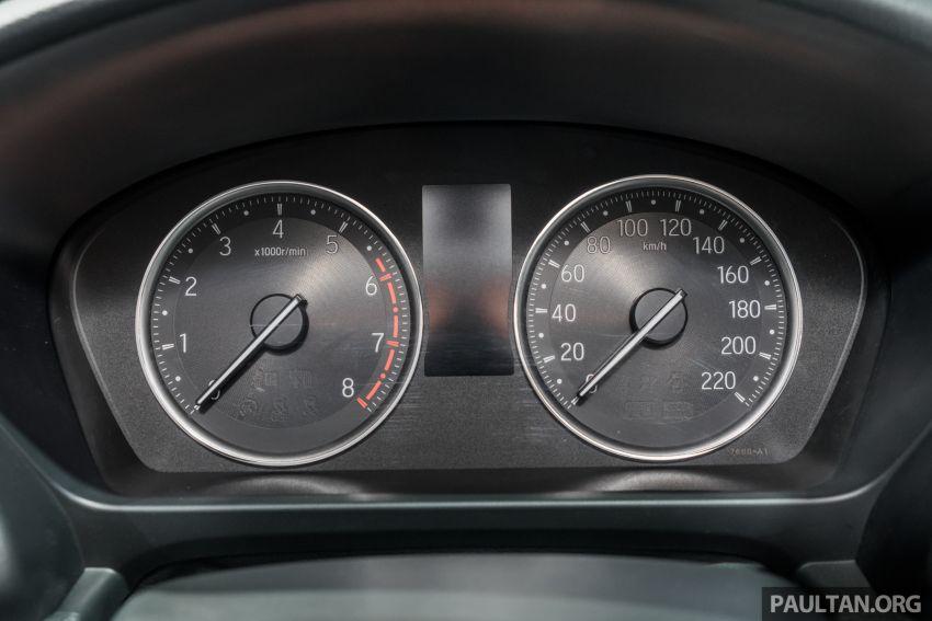 GALERI: Honda City 2020 di Thailand – tiga tingkat kemasan, enjin 1.0 liter turbo, 122 PS dan 173 Nm Image #1053185