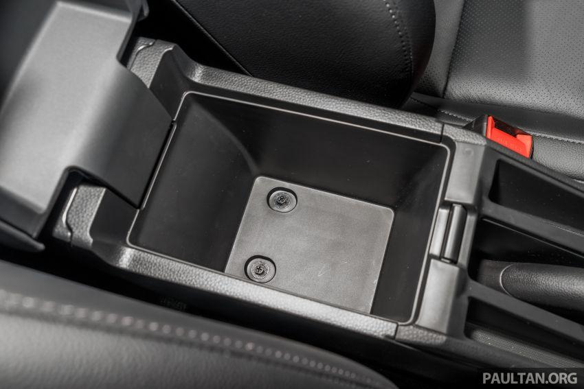 GALERI: Honda City 2020 di Thailand – tiga tingkat kemasan, enjin 1.0 liter turbo, 122 PS dan 173 Nm Image #1053191