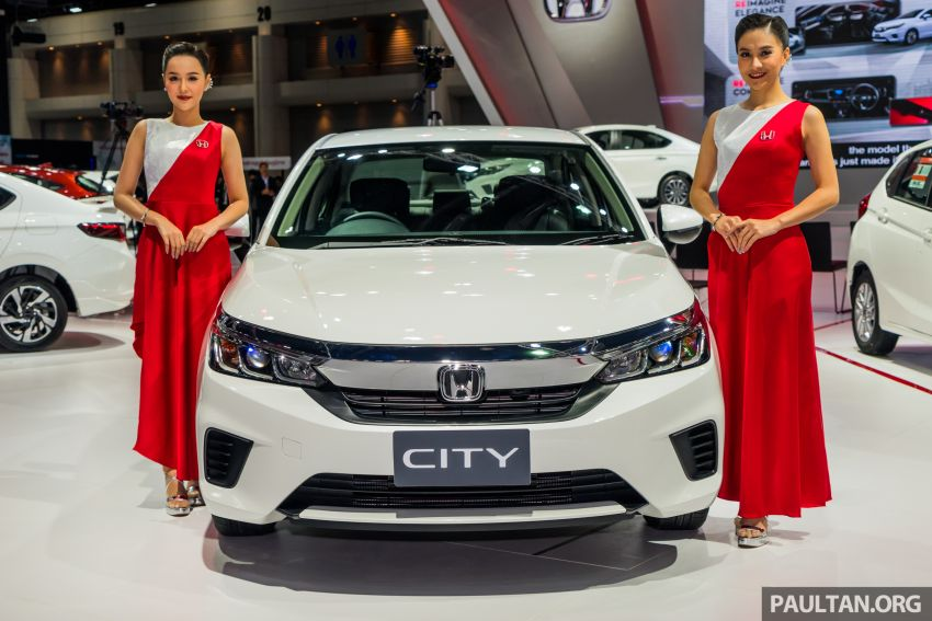 GALLERY: 2020 Honda City on display at Thailand Motor Expo – 1.0L turbo engine with 122 PS, 173 Nm Image #1053004