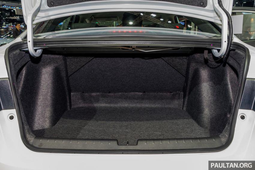 GALERI: Honda City 2020 di Thailand – tiga tingkat kemasan, enjin 1.0 liter turbo, 122 PS dan 173 Nm Image #1053203