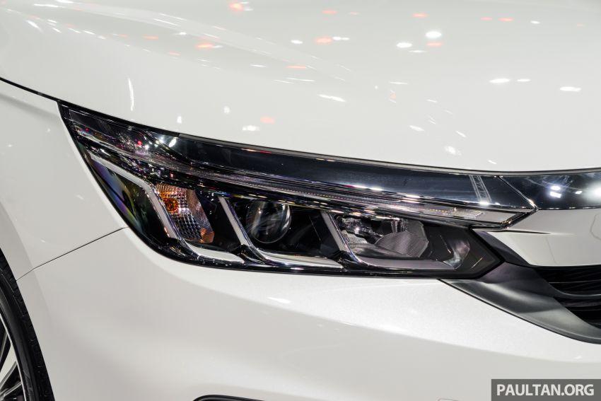 GALERI: Honda City 2020 di Thailand – tiga tingkat kemasan, enjin 1.0 liter turbo, 122 PS dan 173 Nm Image #1053168