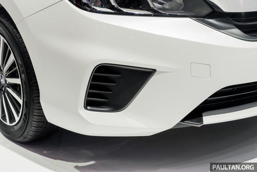 GALERI: Honda City 2020 di Thailand – tiga tingkat kemasan, enjin 1.0 liter turbo, 122 PS dan 173 Nm Image #1053170