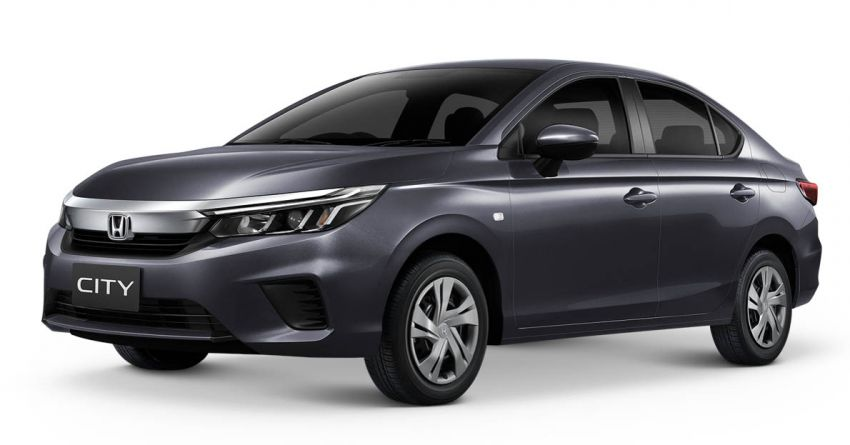 2020 Honda City debuts in Thailand – new fifth-gen model gets a 1.0L turbo engine with 122 PS, 173 Nm Image #1050851
