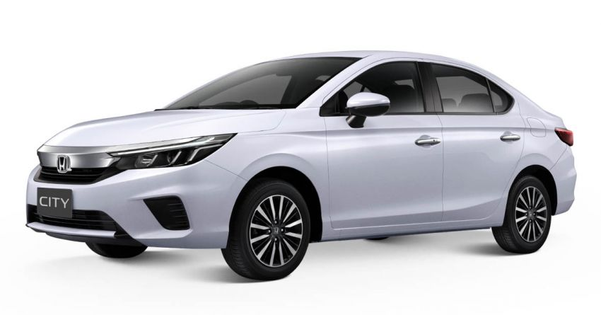 2020 Honda City debuts in Thailand – new fifth-gen model gets a 1.0L turbo engine with 122 PS, 173 Nm Image #1050852