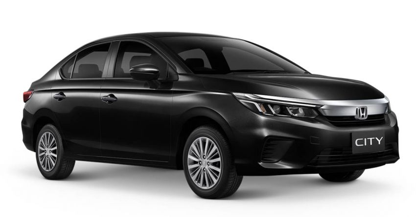 2020 Honda City debuts in Thailand – new fifth-gen model gets a 1.0L turbo engine with 122 PS, 173 Nm Image #1050853