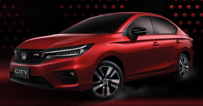 2020 Honda City debuts in Thailand – new fifth-gen model gets a 1.0L turbo engine with 122 PS, 173 Nm Image #1050854