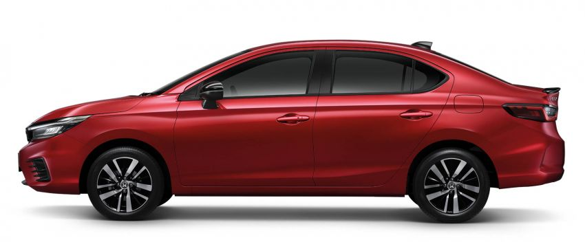 2020 Honda City debuts in Thailand – new fifth-gen model gets a 1.0L turbo engine with 122 PS, 173 Nm Image #1050879