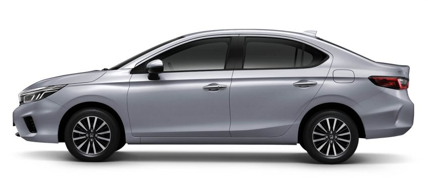 2020 Honda City debuts in Thailand – new fifth-gen model gets a 1.0L turbo engine with 122 PS, 173 Nm Image #1050880