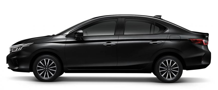 2020 Honda City debuts in Thailand – new fifth-gen model gets a 1.0L turbo engine with 122 PS, 173 Nm Image #1050882