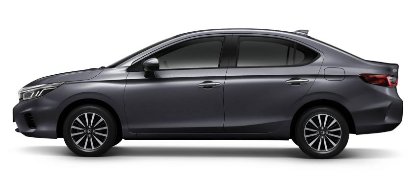 2020 Honda City debuts in Thailand – new fifth-gen model gets a 1.0L turbo engine with 122 PS, 173 Nm Image #1050885