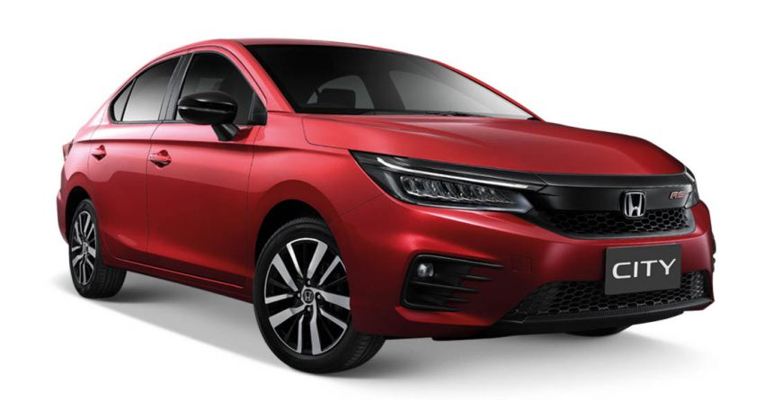 2020 Honda City debuts in Thailand – new fifth-gen model gets a 1.0L turbo engine with 122 PS, 173 Nm Image #1050886