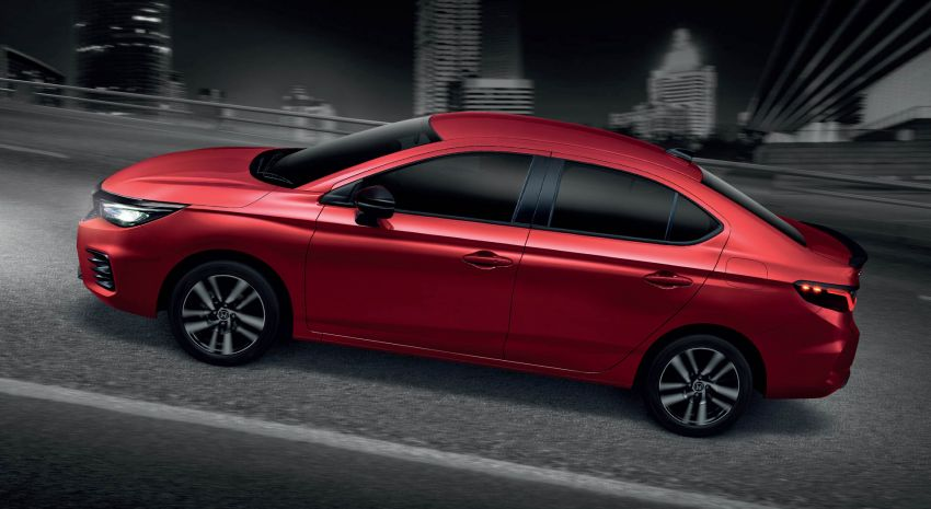 2020 Honda City debuts in Thailand – new fifth-gen model gets a 1.0L turbo engine with 122 PS, 173 Nm Image #1050891