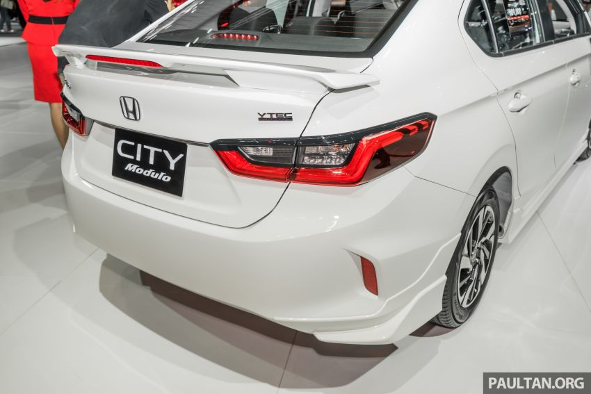 GALLERY: 2020 Honda City on display at Thailand Motor Expo – 1.0L turbo engine with 122 PS, 173 Nm Image #1053062