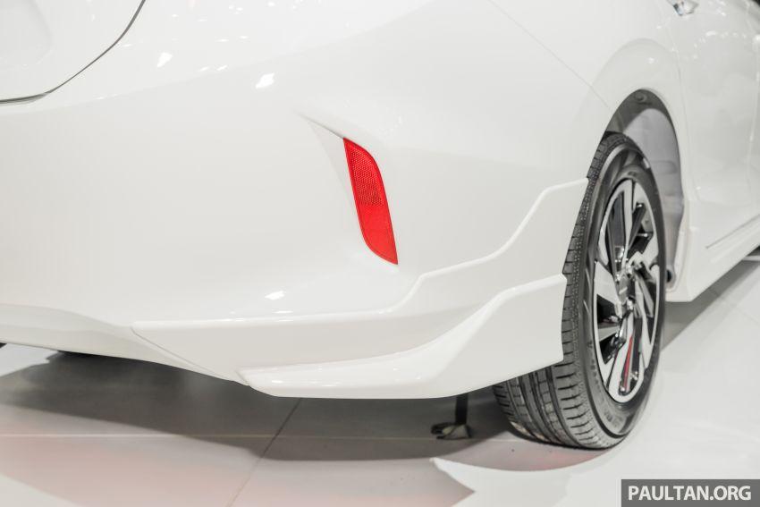 GALERI: Honda City 2020 di Thailand – tiga tingkat kemasan, enjin 1.0 liter turbo, 122 PS dan 173 Nm Image #1053216