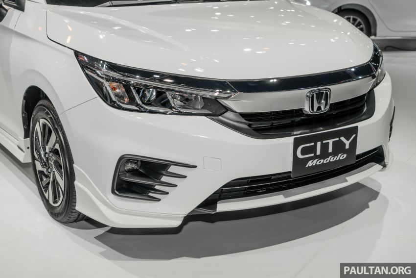GALLERY: 2020 Honda City on display at Thailand Motor Expo – 1.0L turbo engine with 122 PS, 173 Nm Image #1053056