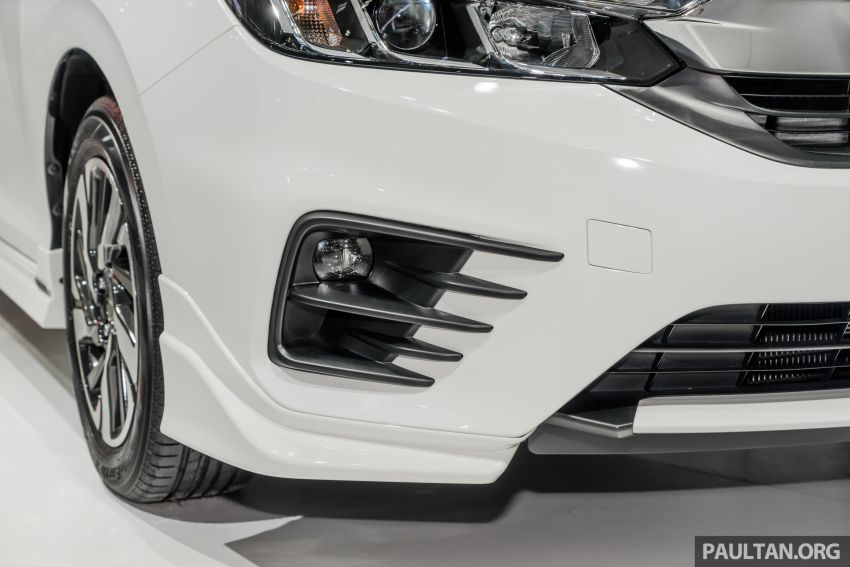 GALLERY: 2020 Honda City on display at Thailand Motor Expo – 1.0L turbo engine with 122 PS, 173 Nm Image #1053057