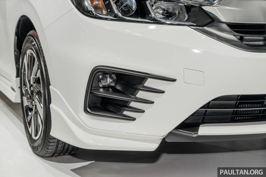 GALERI: Honda City 2020 di Thailand – tiga tingkat kemasan, enjin 1.0 liter turbo, 122 PS dan 173 Nm Image #1053210