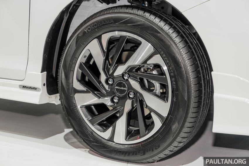 GALERI: Honda City 2020 di Thailand – tiga tingkat kemasan, enjin 1.0 liter turbo, 122 PS dan 173 Nm Image #1053211