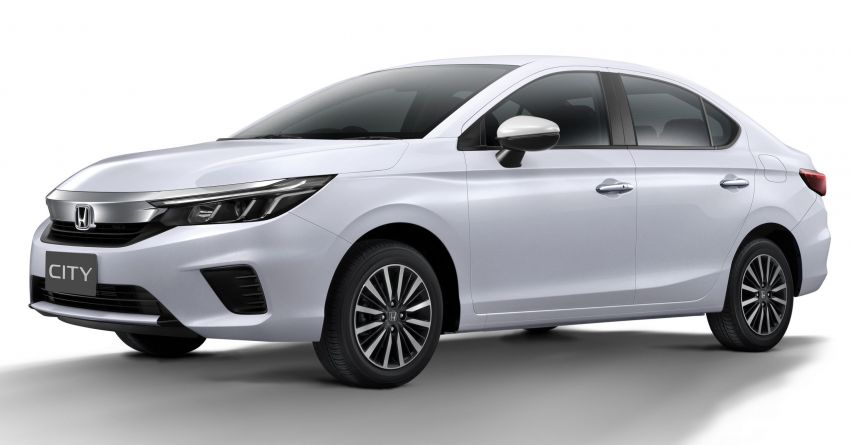 2020 Honda City debuts in Thailand – new fifth-gen model gets a 1.0L turbo engine with 122 PS, 173 Nm Image #1050627