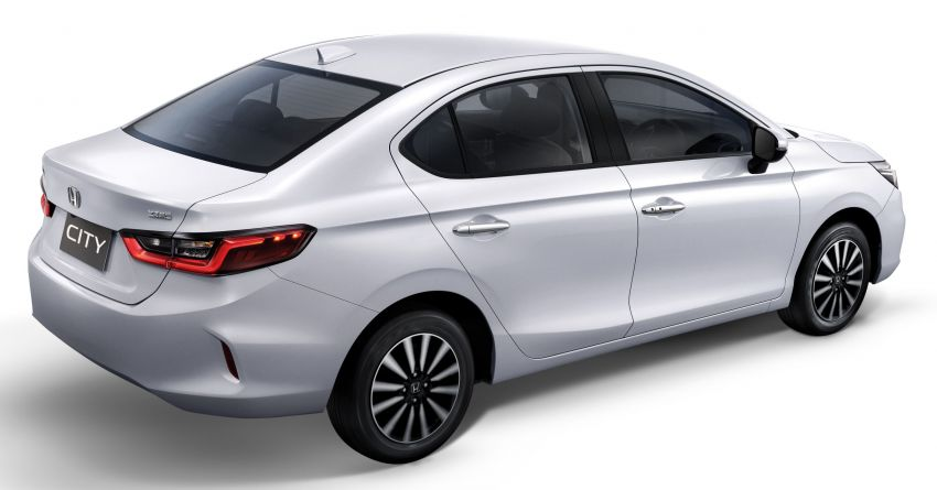2020 Honda City debuts in Thailand – new fifth-gen model gets a 1.0L turbo engine with 122 PS, 173 Nm Image #1050628