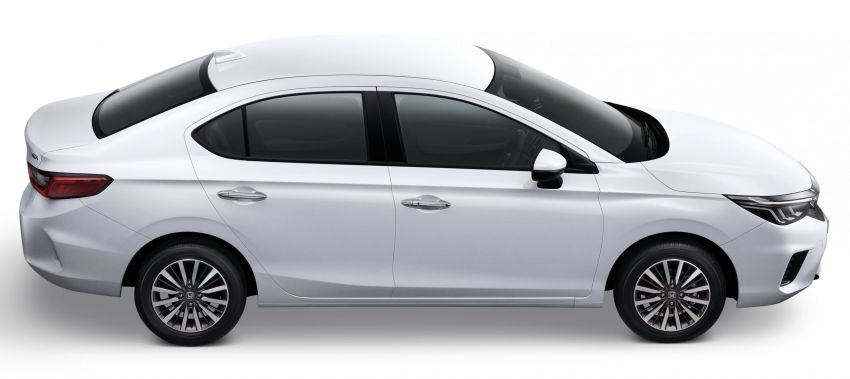 2020 Honda City debuts in Thailand – new fifth-gen model gets a 1.0L turbo engine with 122 PS, 173 Nm Image #1050629