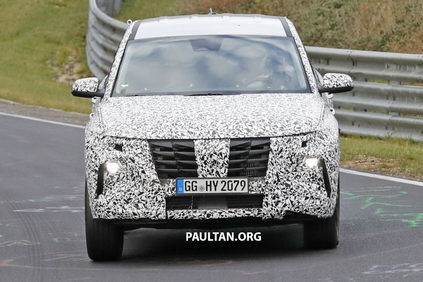 Hyundai Vision T plug-in hybrid SUV concept teased ahead of LA debut – preview of next-gen Tucson? Image #1045646