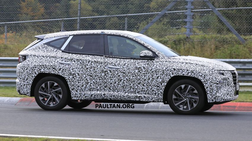 Hyundai Vision T plug-in hybrid SUV concept teased ahead of LA debut – preview of next-gen Tucson? Image #1045640