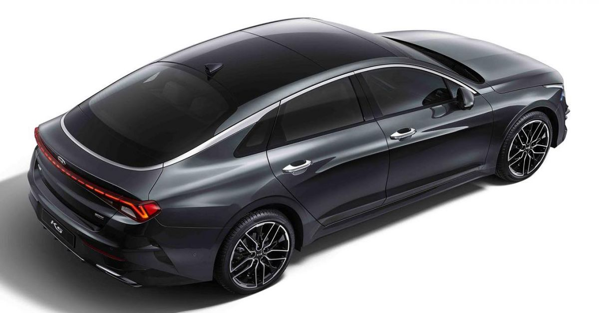 2020 kia optima/k5 revealed in first official images paul