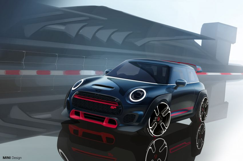 2020 MINI John Cooper Works GP: 306 hp, 450 Nm, 0-100 km/h in 5.2s, 265 km/h Vmax – 3,000 units only! Image #1047642