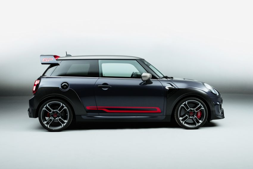 2020 MINI John Cooper Works GP: 306 hp, 450 Nm, 0-100 km/h in 5.2s, 265 km/h Vmax – 3,000 units only! Image #1047658
